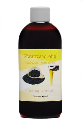 4 x 100 ml black seed oil