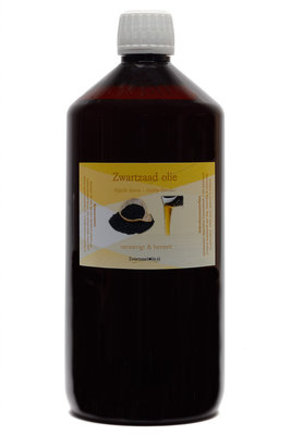 1 litre black seed oil