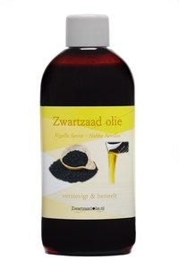 100 ml zwart zaad olie - Nigella sativa olie - zwarte komijn olie - çörek otu yağı olie - black see